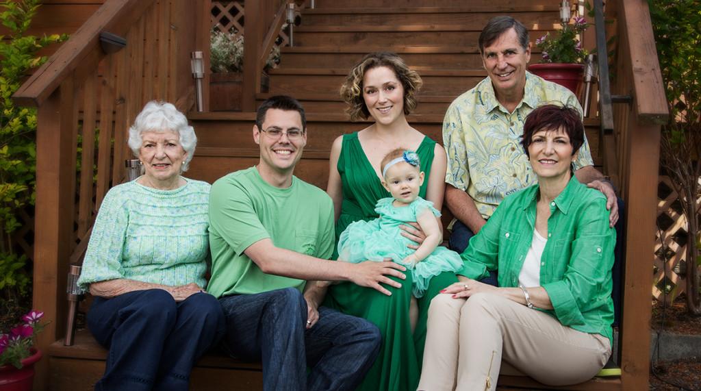 Family Photography by Jennifer Rutledge Photography