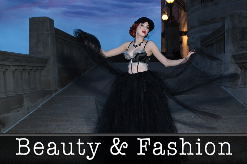 Beauty and Fashion Photography by Jennifer Rutledge Photography